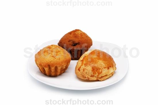 Cupcake and sochnik.