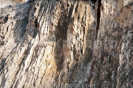 Sandstone stone surface.