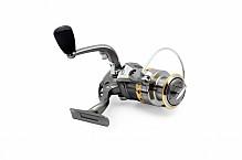 Spinning fishing reel.