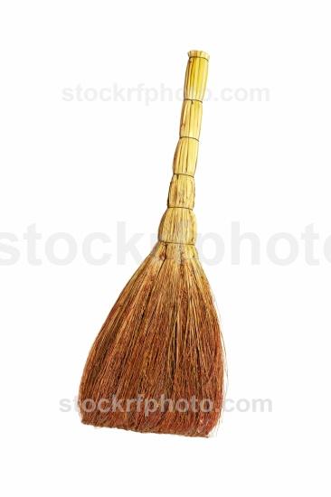 Household broom Sorghum.