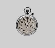 USSR mechanical stopwatch.
