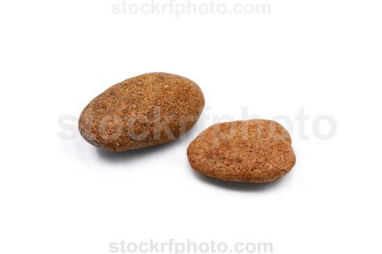 Sea pebble sandstone.